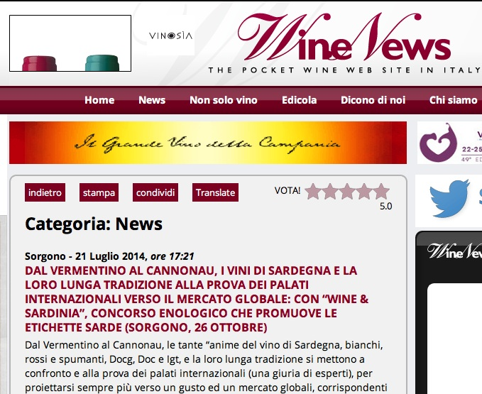 W&S press 2- WINE NEWS