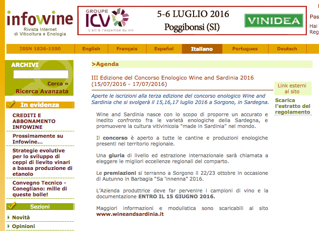 InfoWine ws 2016 PRESS